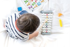 How to declutter and organise your kids toys